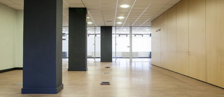 Oficina edificio César Augusto 14, Zaragoza